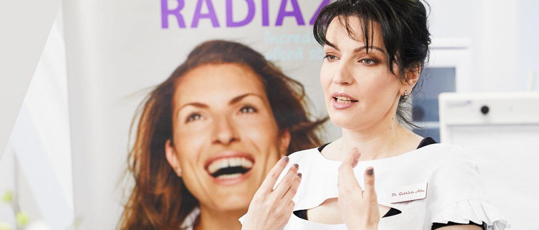 Dr. Gabriela Albu: Nu-mi pun semnătura pe injectări care invită la zâmbete ironice